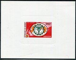 1968- DAHOMEY -EUROPE/AFRIQUE - 1 VAL.S.S. DE LUXE - M.N.H. -LUXE ! - Bénin – Dahomey (1960-...)