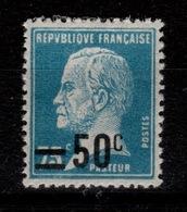 YV 219 N* Pasteur Cote 4 Euros - Frankreich