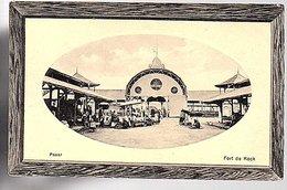 Netherlands Indies Very Early Card! Fort De Kock Pasar ± 1900 (15-14) - Indonesien