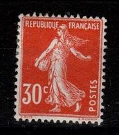 Semeuse YV 160 N* Cote 8 Euros - Frankreich