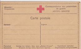 AUSTRIA  K. U. K.  ~~~   CORESPONDANCE DES PRISSONIERS DE GUERRE  ~  OSTERR. ROTE KREUZ, RED CROSS - 1914-18