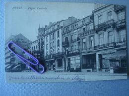 HEIST : La Digue, Centrale En 1907 - Heist