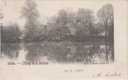 Anthée - L'Etang De La Batterie - 1902 - Belgique