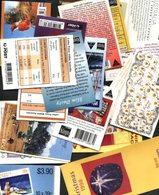 AUSTRALIA, GROUP OF 20 BOOKLETS, FACIAL VALUE - $91,65, ALL MNH - Australia