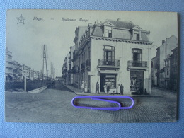 HEIST : Boulevard Mengé - Heist