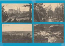 BELGIË Maredret, Maredsous, Nismes, Dinant, Lot Van 64 Postkaarten. - Postcards