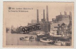 Laeken (le Canal De Willebroek) - Laeken