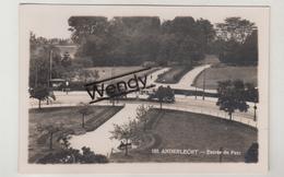 Anderlecht (Entrée Du Parc Avec Tram - Photo N° 185) - Anderlecht
