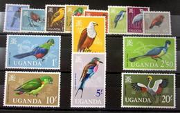 Uganda 64/77 ** - Uganda (1962-...)