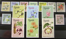Uganda 82/96 ** - Uganda (1962-...)