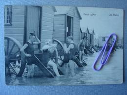 HEIST :  Les Bains Donnent Parfois Mal De Tête .... En 1914, Le 30/7 5 Jours Avant Le Déclenchement De La Grande Guerre - Heist