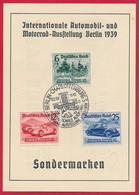 D. Reich Nr. 686-688 Mit Ersttagsstempel (FDC = Mi. 70,-- €) - Deutschland