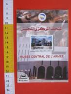 D.02 BOLLETTINO ANNOUNCEMENT POST - 2011 ALGERIA ALGERIE MUSEE CENTRAL DE ARMEE MUSEO STORIA MILITARE - Militaria