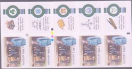 SCOUTS -  DENMARK - 2014 - GIRL GUIDES BOOKLET COMPLETE MINT - Scouting