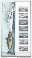 TAAF 2015 Carnet Bateaux Pêcheurs Neuf ** - Booklets
