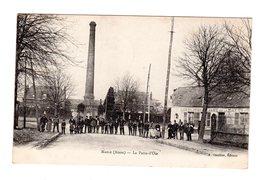 CPA 02 - Marle ( Aisne ) - La Patte D'Oie - Otros Municipios