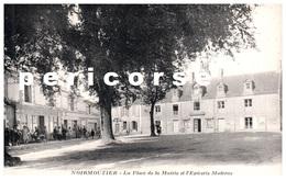 85  Noirmoutier  Epicerie Moderne Place De La Mairie - Noirmoutier