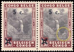 Congo 0226-v** Petit Lac - MNH- - Congo Belge