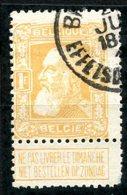 BE   79  Obl  ----   Mois En Lettre... - 1905 Grosse Barbe
