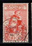 YV 428 Oblitéré Enfants De Chomeurs Cote 3 Euros - France