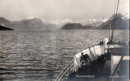 NORVEGE -  ROMSDALSFJORD - Norvège