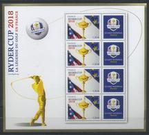 France 2018 Sport, Golf, Ryder Cup - Golf