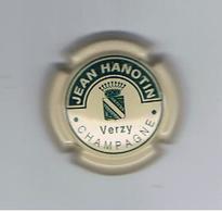CAPSULE-CHAMPAGNE JEAN HANOTIN-VERZY- - Champagne