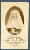°°° Madre Maria Eugenia °°° - Religion & Esotericism