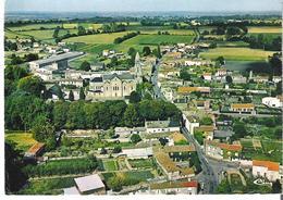 LA TOURLANDRY. CP Vue Générale Aérienne - France