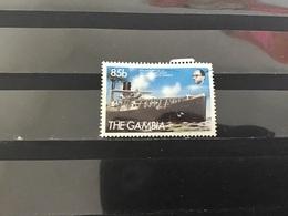 Gambia - 50 Jaar Trans-Atlantische Vlucht (85) 1984 - Gambie (1965-...)