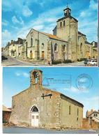 LA SEGUINIERE. 2 CP L'église - Chapelle Grignon De Montfort - France