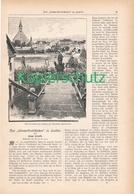 175 Himmelbrotschutzen Laufen Hallein 1 Artikel Mit 8 Bildern Von 1897 !! - Zeitungen & Zeitschriften