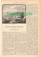 176 Graz Steiermark 1 Artikel Mit 9 Bildern Von 1889 !! - Historische Dokumente