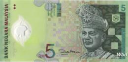 Malaisie 5 Ringgit (P47) -UNC- - Malaysie