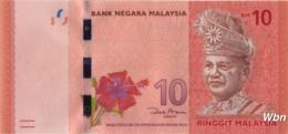 Malaisie 10 Ringgit (P53) -UNC- - Malaysie