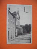 CPA    Viillefranche  Aveyron  - Allées St-Jean    1914 - Villefranche De Rouergue