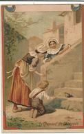 N° 11 -  LE CRAPAUD DE LACEPEDE - Old Paper