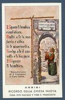 °°° Assisi Ricordo Della Chiesa Nuova °°° - Religion & Esotericism