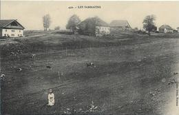 LES SARRAZINS - France