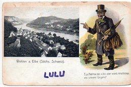 ALLEMAGNE : Wehlen A Elbe - Wehlen
