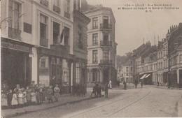 LILLE Rue St André Maison Naissance Général Faidherbe - Lille