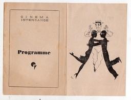 "(cinéma),Bordeaux (33 Gironde): Programme 1932 CINEMA INTENDANCE ""la Petite Chocolatière"" Avec Raimu (PPP10134) - Programma's"
