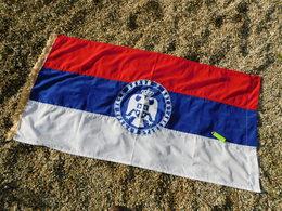 DRAPEAU SERBIE  Années 2000  ............état Neuf - Flags