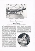 193 Turbinentorpedo Waffentechnik 1 Artikel Mit 7 Bildern Von 1905 !! - Historische Dokumente