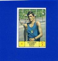 Figurina Panini Campioni Dello Sport 1968 - Vittorio Visini - Panini
