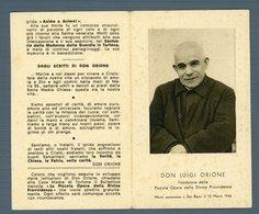 °°° Don Luigi Orione °°° - Religion & Esotericism