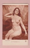 AK Salon De Paris P. Sieffert #417 Nu - Peintures & Tableaux