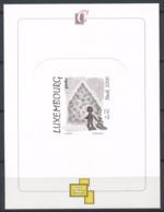 Lussemburgo 2000 Mi. 1517 Nuovo ** 100% Prova Natale - Lussemburgo