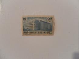 FRANCE  YT424 OEUVRE DES ORPHELINS DES P.T.T.* - France