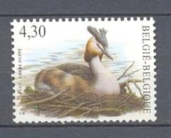 3538 Fuut Buzin  POSTFRIS**  2006 - 1985-.. Oiseaux (Buzin)